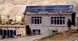 solar space heating Ladakh4kl